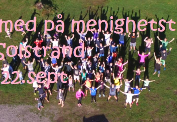 Åpen Leir 20.-22.09.2019