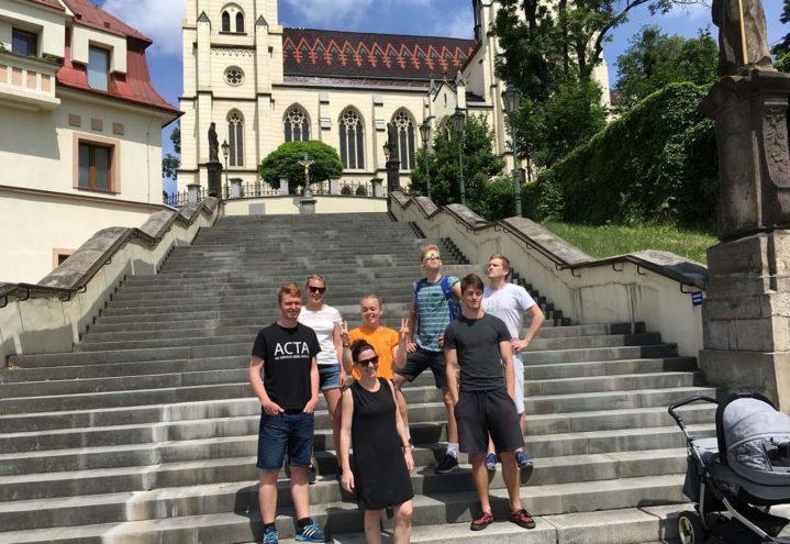 Misjonstur til Tsjekkia i uke 26
