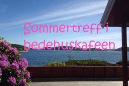 Sommertreff hver onsdag i Norkirken Mandal