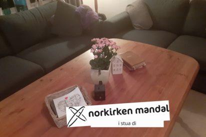 Digitale sendinger fra Norkirken Mandal