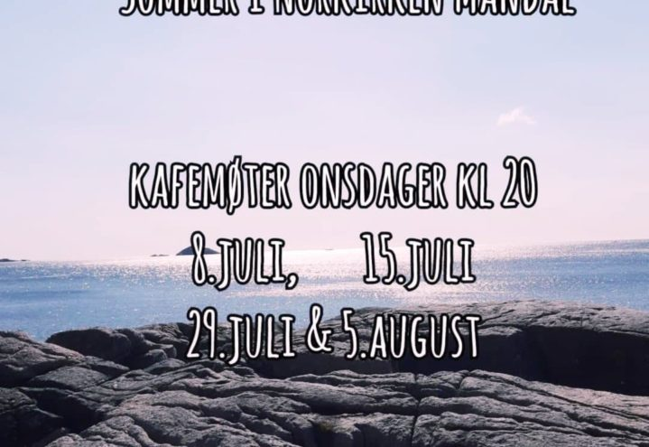 Sommer i Norkirken Mandal