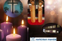 Aktiviteter i Norkirken Mandal fremover